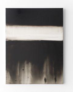 Alexandra Karakashian <i>Fracture</i>, 2016. Oil on Paper