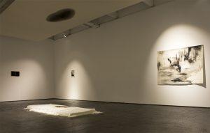Alexandra Karakashian 'Ground', 2016. Installation View