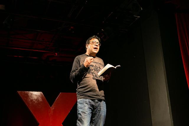 Ashraf Jamal. Photo: Nicole Olwagen