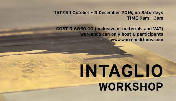 Warren Editions | Intaglio Workshop