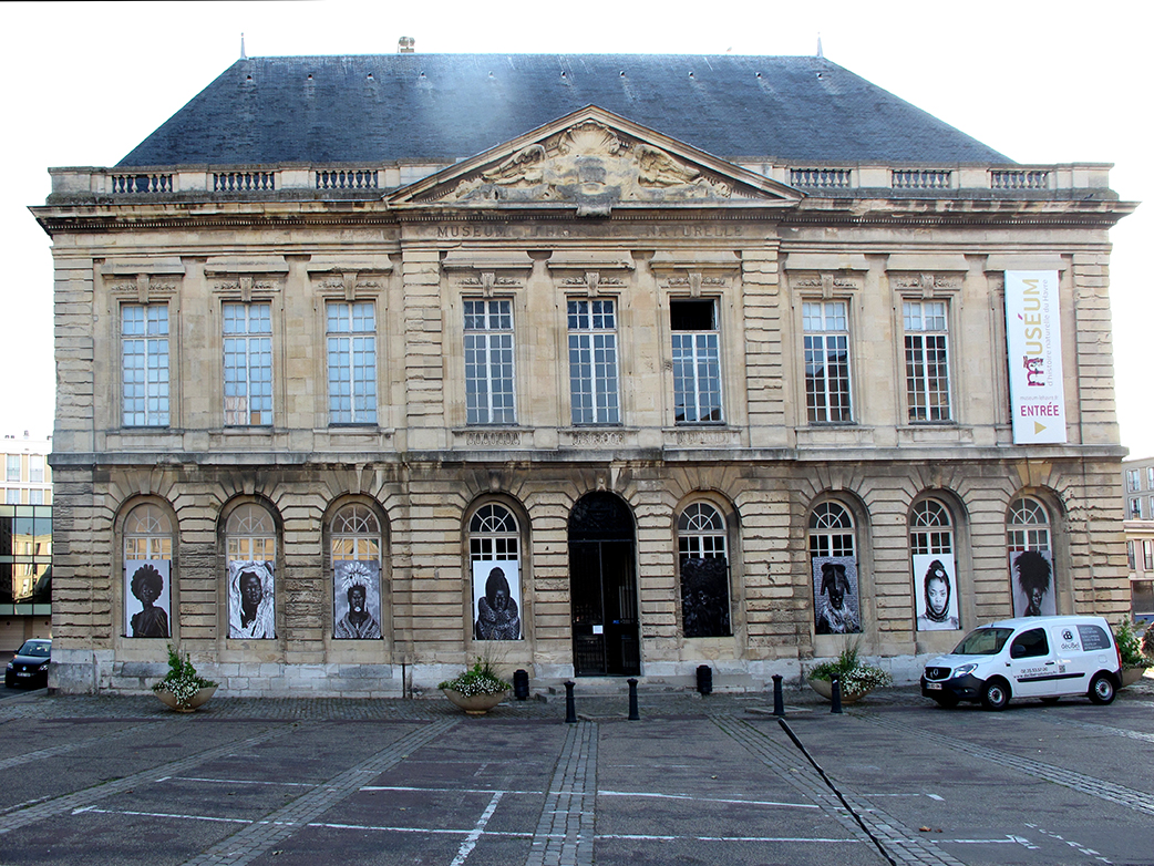 Museum at Le Havre