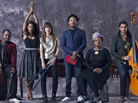 Standard Bank Young Artist Award winners 2017