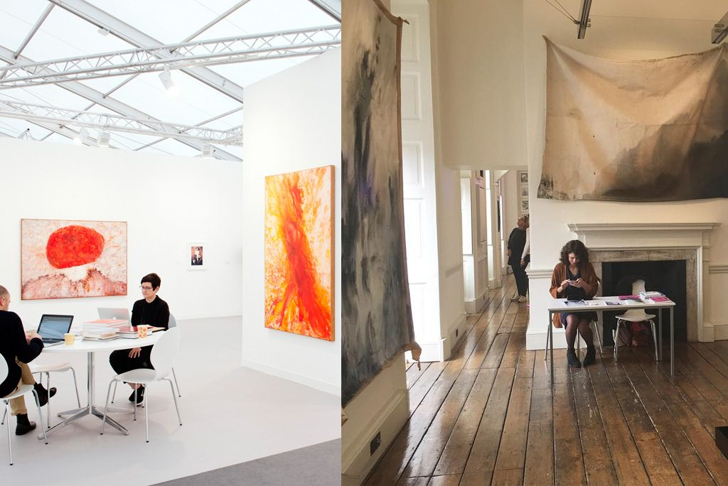 In Context: Frieze London and 1:54