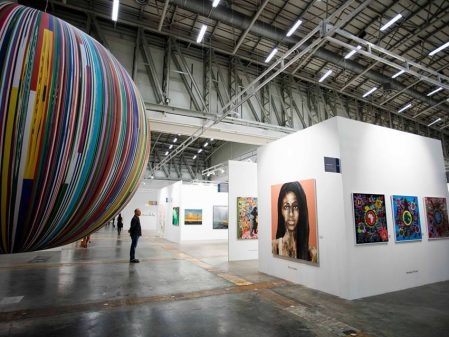 Cape Town Art Fair 2016 Installation View