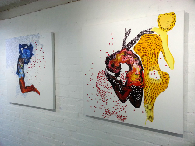 Ley Mboramwe at Eclectica Contemporary