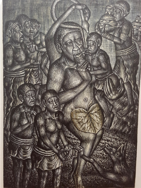 Mmakgabo Helen Sebidi at Michaelis Galleries