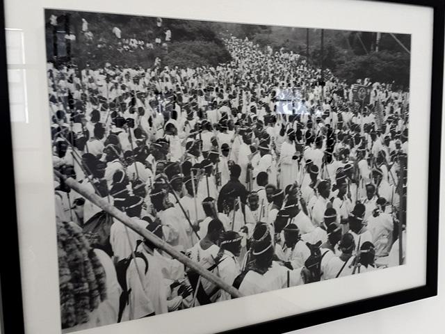 Andrew Tshabangu at Gallery MOMO