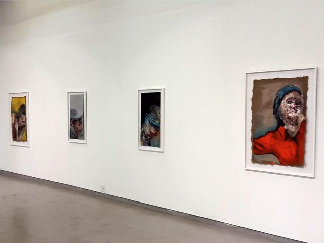 Jonathan Hindson at Gallery MOMO