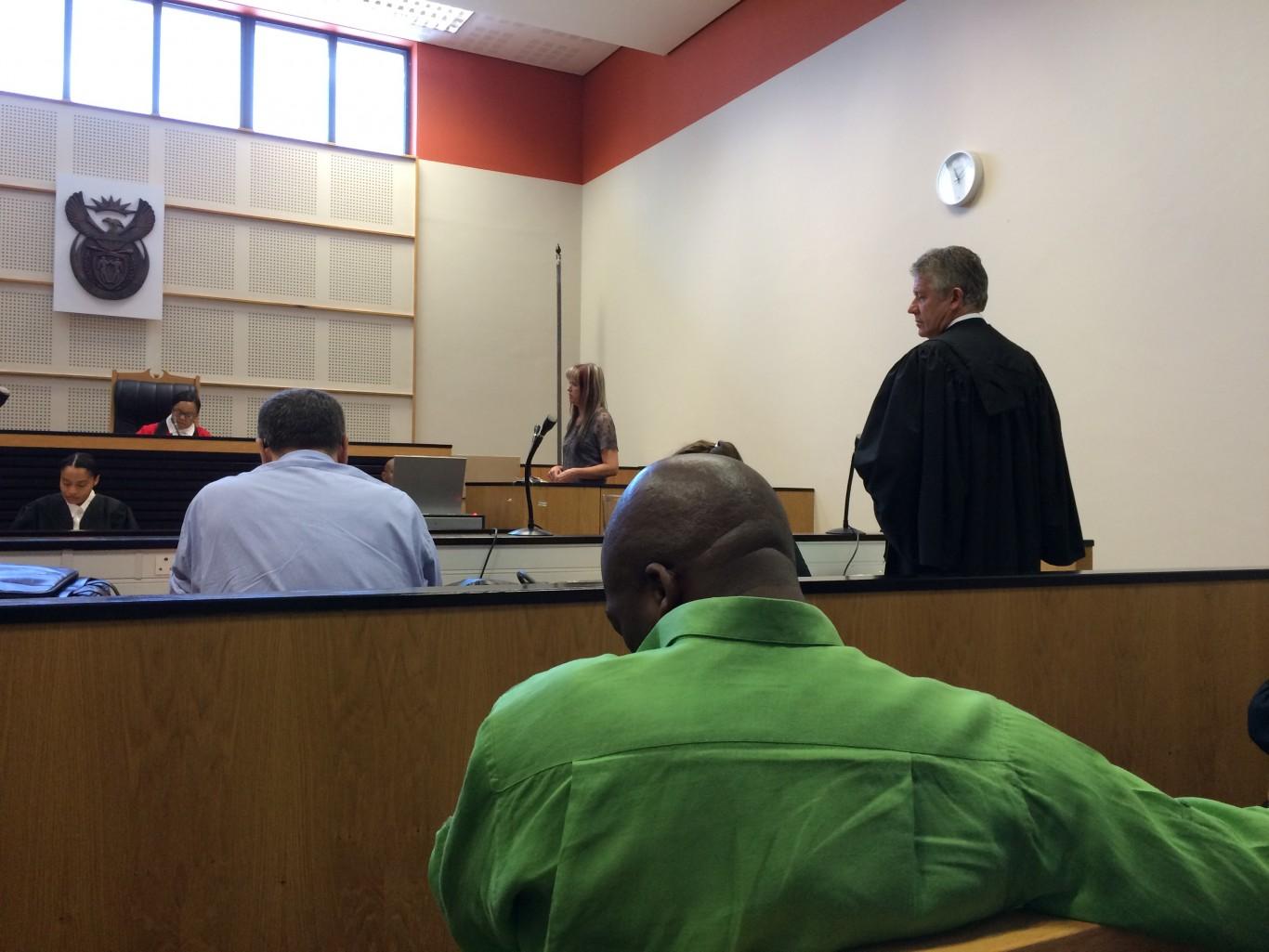 Mthethwa Murder Trial 07 November 2016