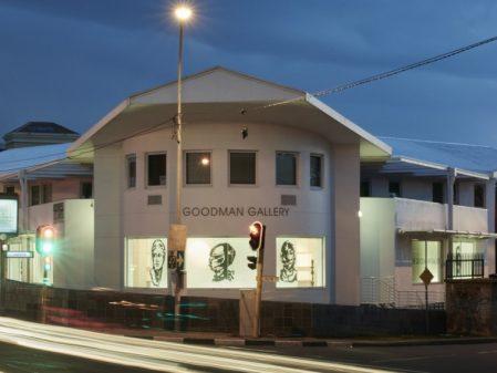 Goodman Gallery, Johannesburg. Image: Hip Africa