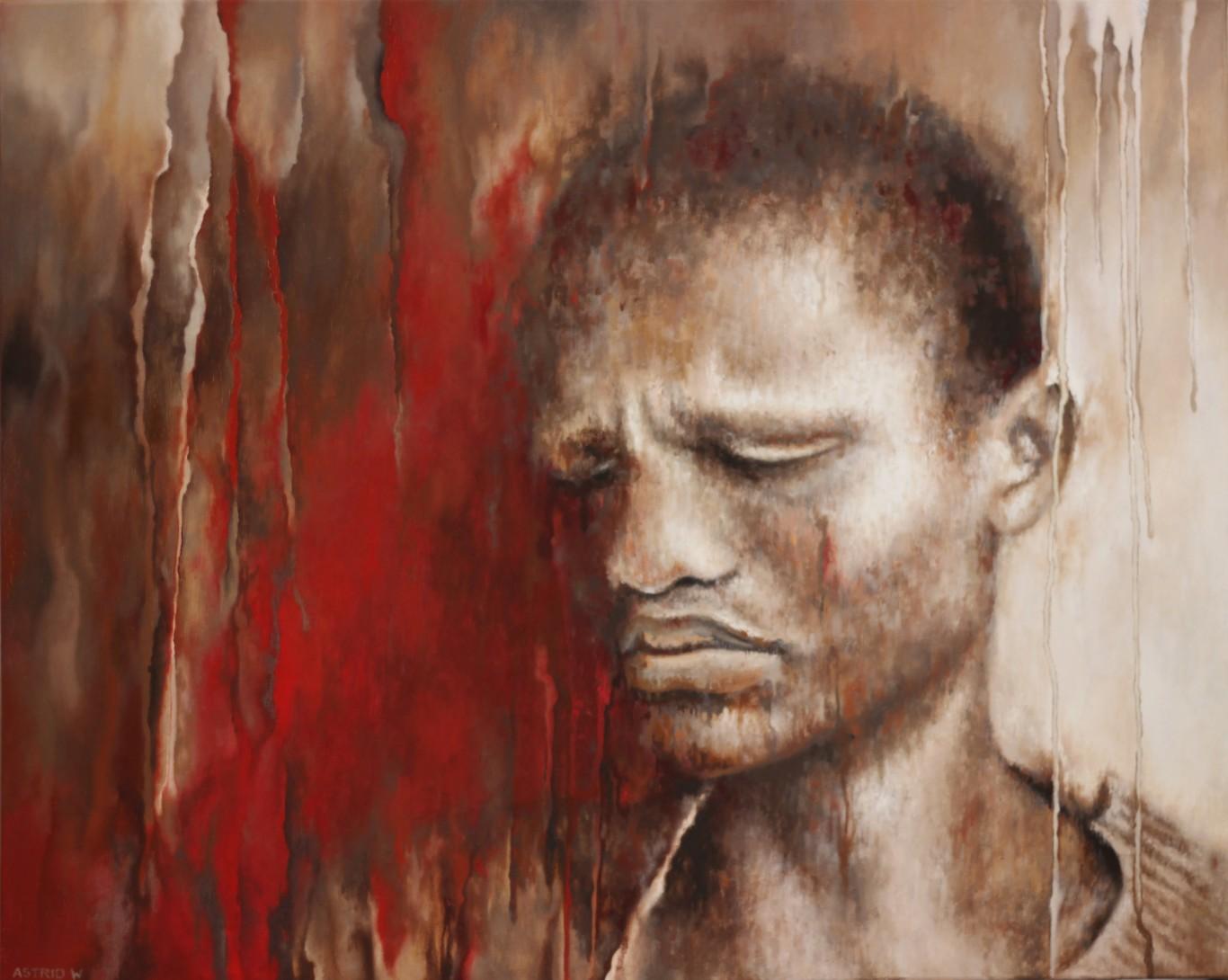 The portrait of Nokuphila Kulamo, by Astrid Warren