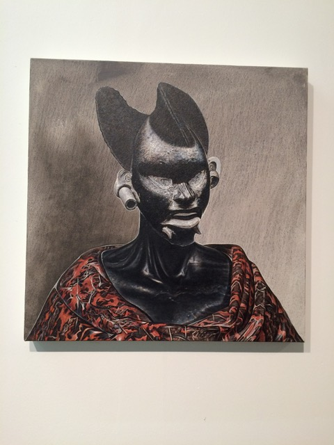 Kajahl at JAG (w/Goodman Gallery)