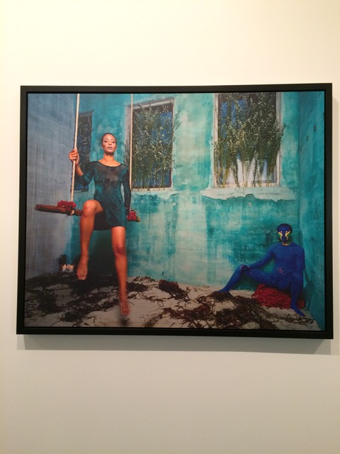 Lyle Ashton Harris with Thomas Allen Harris  at JAG (w/Goodman Gallery)