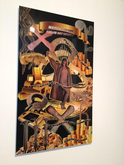 Tabita Rezaire at JAG (w/Goodman Gallery)