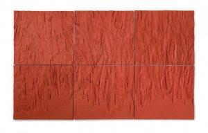 Michele Mathison <i>Lost Ground</i>, 2015. Gypsum