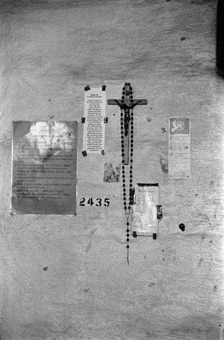 Andrew Tshabangu, Rosary Room 2435, 2010. Archival pigment print