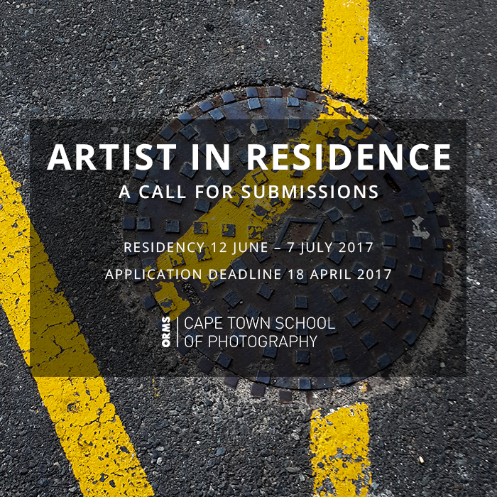 Orms Cape Town School of Photography | Call for Applications