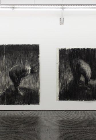 Johan Louw, Gestaltes, 2014. Installation view: SMAC Gallery