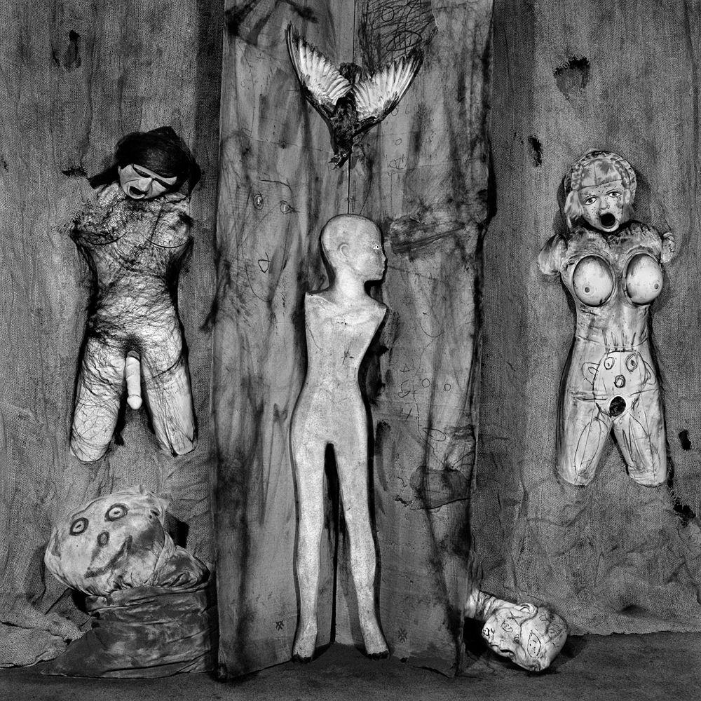 Roger Ballen, 'Crucified', 2009