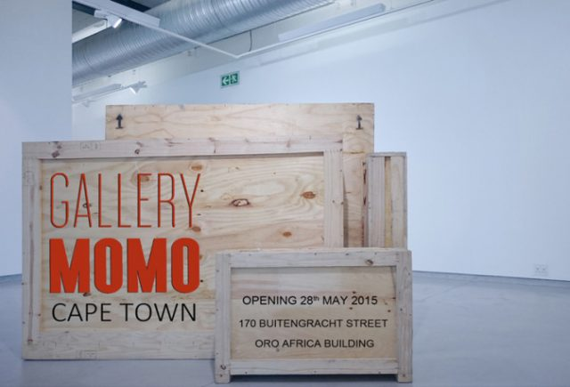 Gallery Momo Cape Town