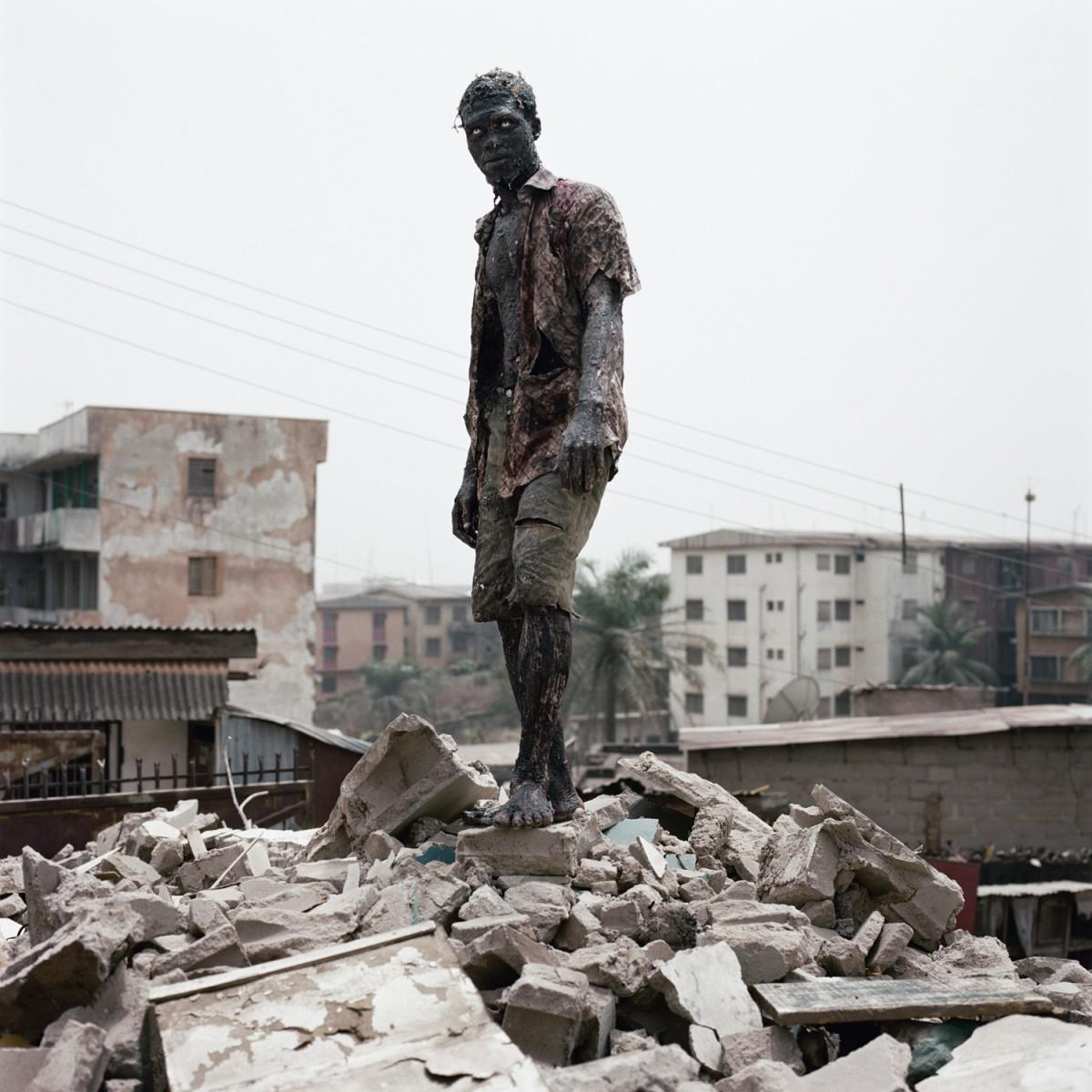 Pieter Hugo, 'Mr Enblo, Enugu, Nigeria', 2008