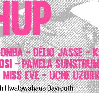 Mashup: Re-opening of Iwalewahaus, Bayreuth