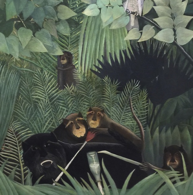 Lisa Brice in Venice: Henri Rousseau