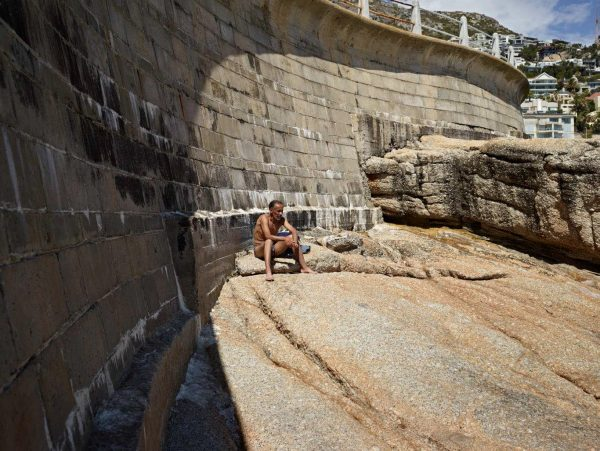 Pieter Hugo, Saunders Rock, Cape Town, 2013. C-print, Image: 27 x 36 cm; Paper: 37 x 46 cm