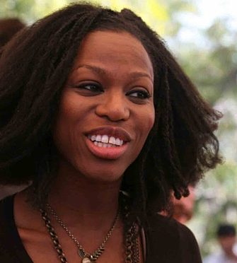 Taiye Selasi. Photograph: Mail Today/India Today Group/Getty Images