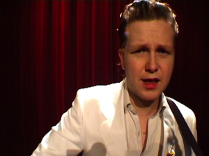 Ragnar Kjartansson performs in <i>Mercy</i> (2004)