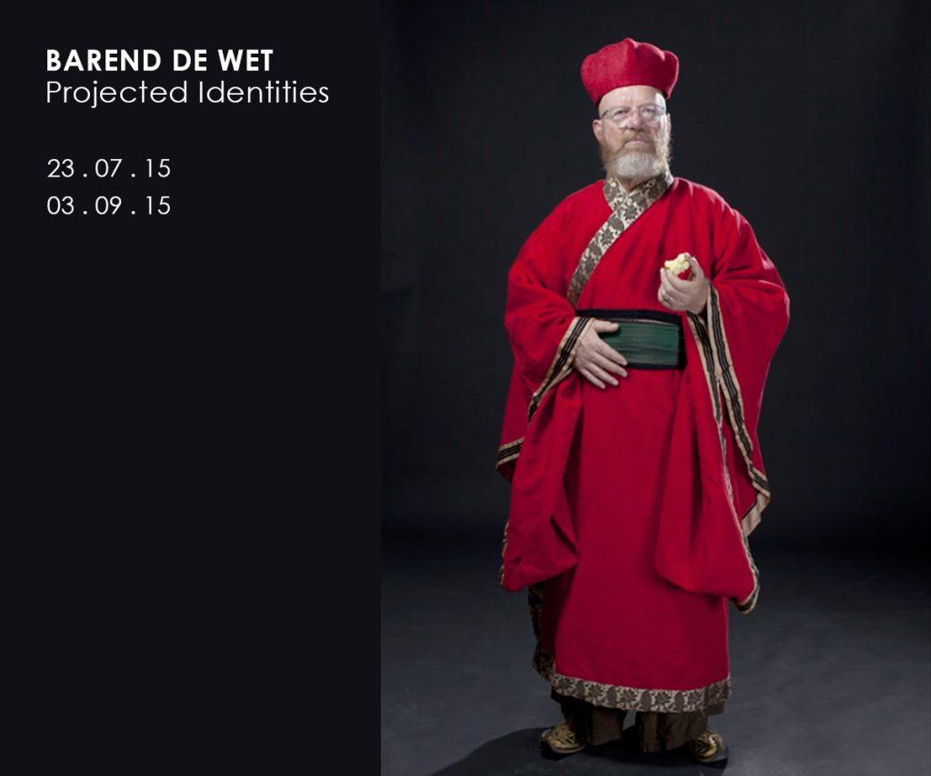 Barend de Wet: Projected Identities