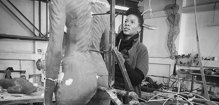 Nandipha Mntambo: Metamorphoses
