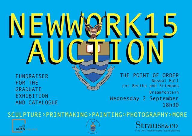 NEWWORK 15, Graduate Exhibition, 2015