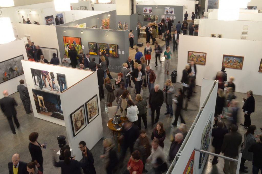 Spotlight on FNB Joburg Art Fair 2015