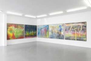 Jan-Henri Booyens, 'Whiteout' (2015). Installation view