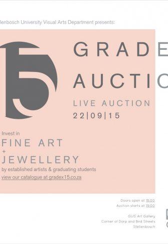 Gradex Auction 2015