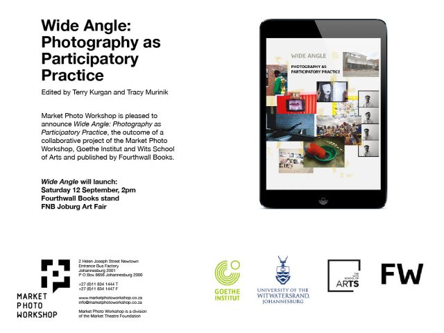 Wide Angle: Photography as Participatory Practice eBook Launch, 2015