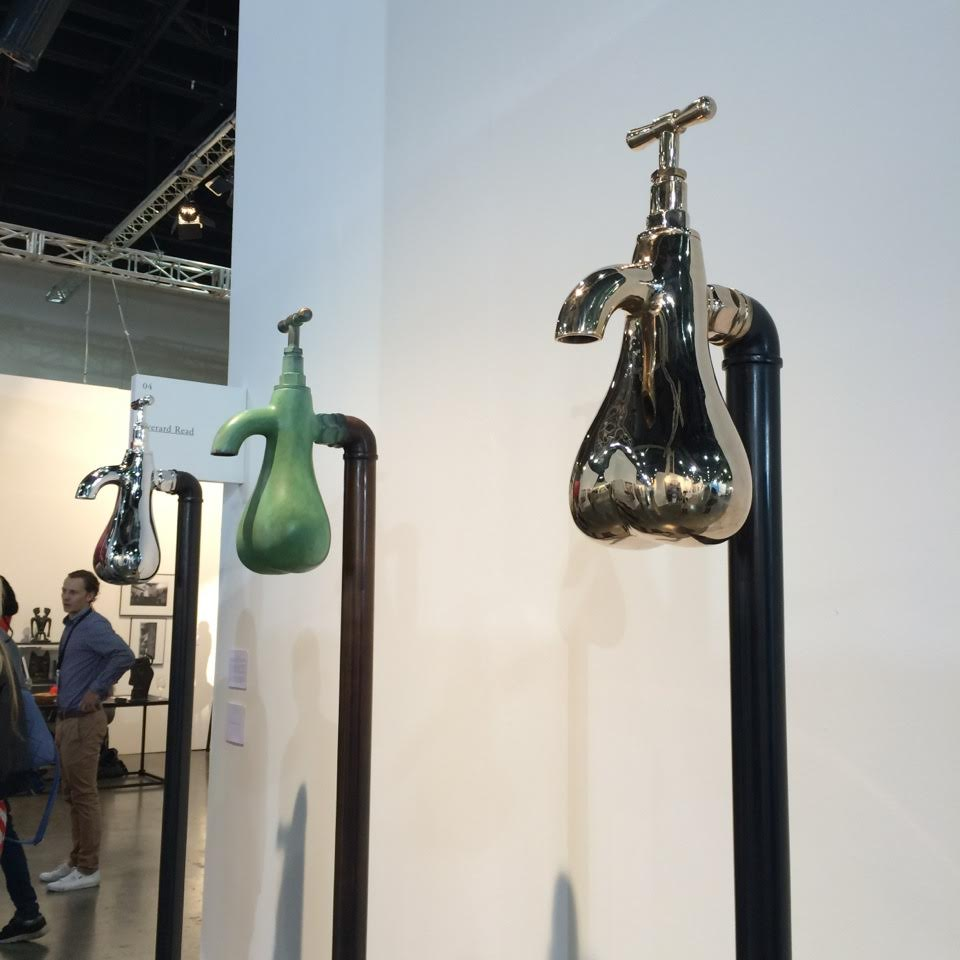 Art Binge: FNB Joburg Art Fair 2015