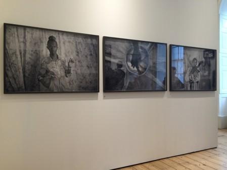 Mário Macilau at Ed Cross Fine Art, London