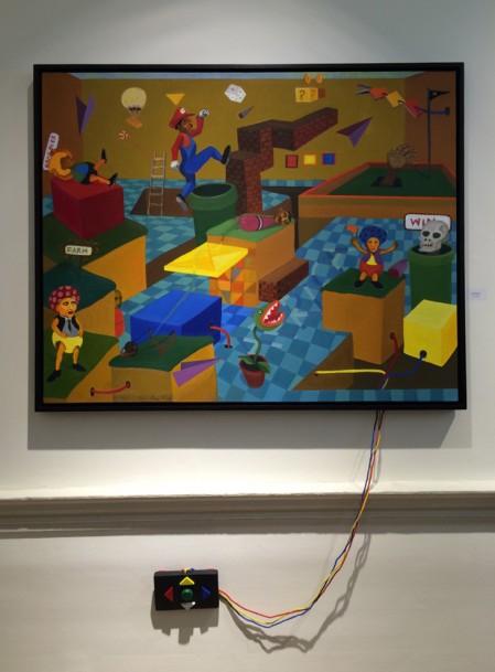 Richard Mudariki at ARTCO Gallery, Germany