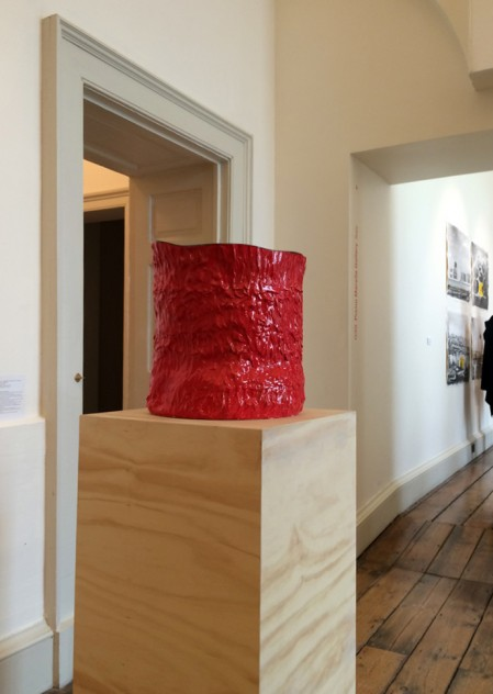 Cameron Platter, Bucket #2 (2014). Primo Marella Gallery, Italy at 1:54 London