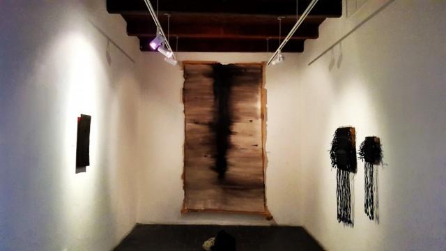 Alexandra Karakashian at the AVA Gallery