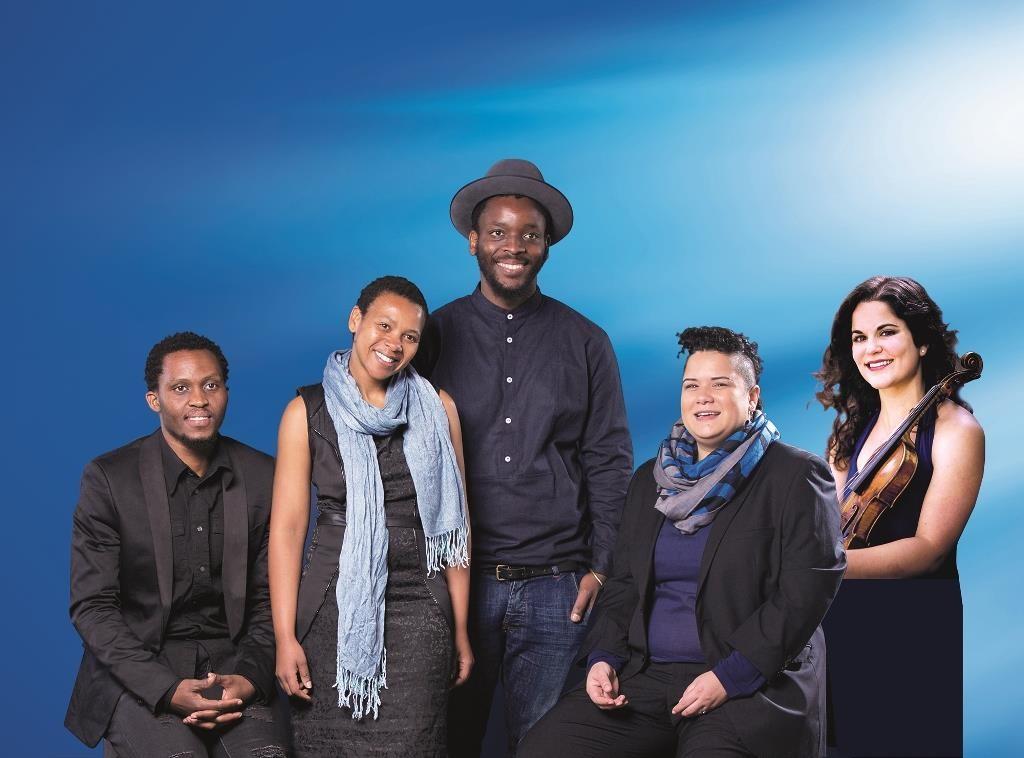 2016 Standard Bank Young Artist Award Winners