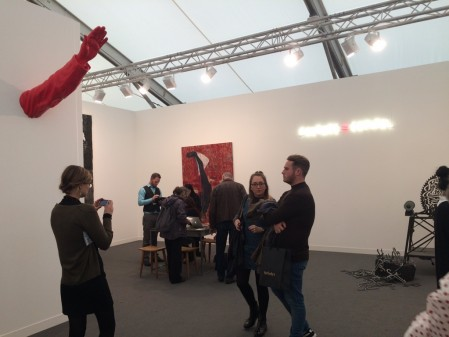 Goodman Gallery at Frieze London 2015