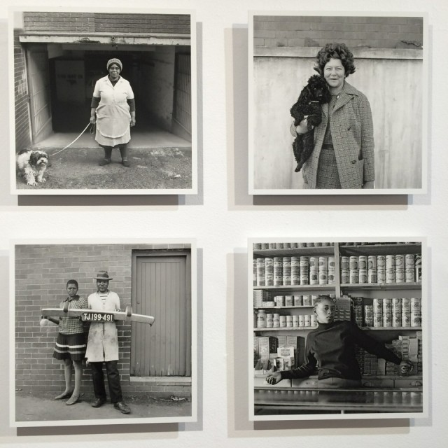 David Goldblatt at Standard Bank Gallery