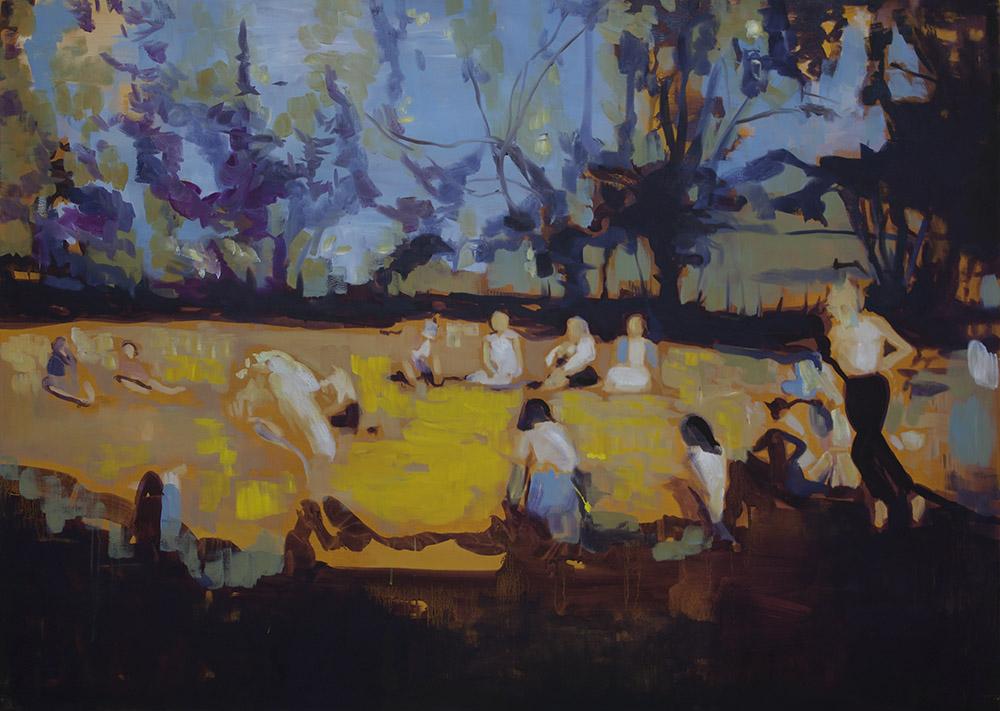 Colour, Blur, Memory: Kate Gottgens' 'Infinite Loop'