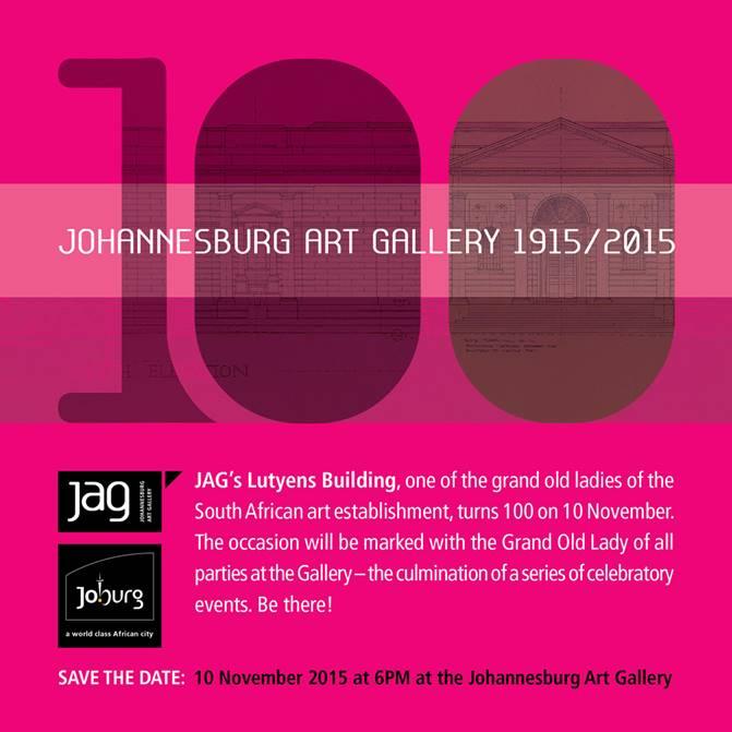 Johannesburg Art Gallery 1015 - 2015