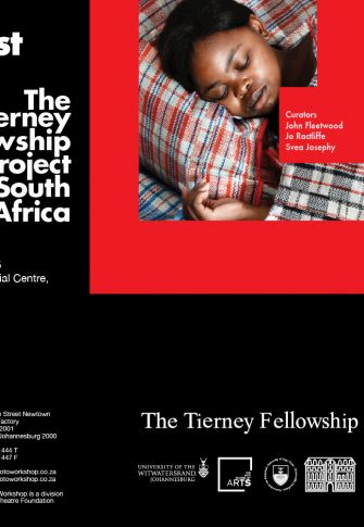 Against Time,The Tierney Fellowship Project in South Africa at Bamako, 2015