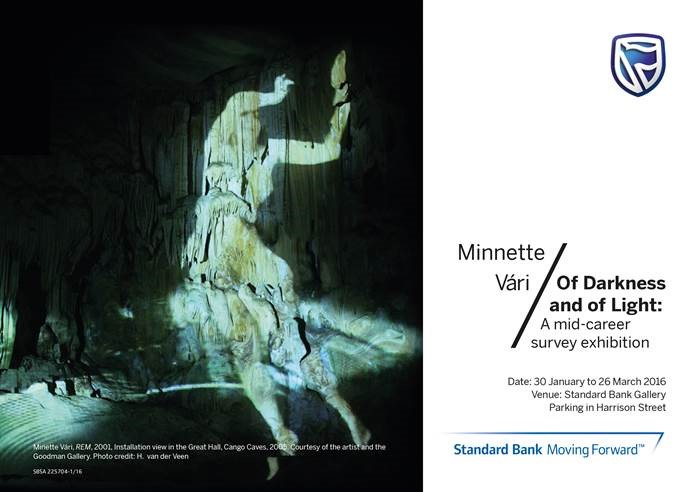 Minnette Vári: Of Darkness and of Light – A mid-career survey exhibition