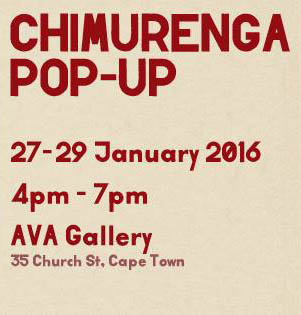 Chimurenga at AVA, 2016